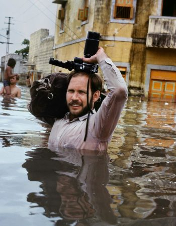 Interview with Steve McCurry