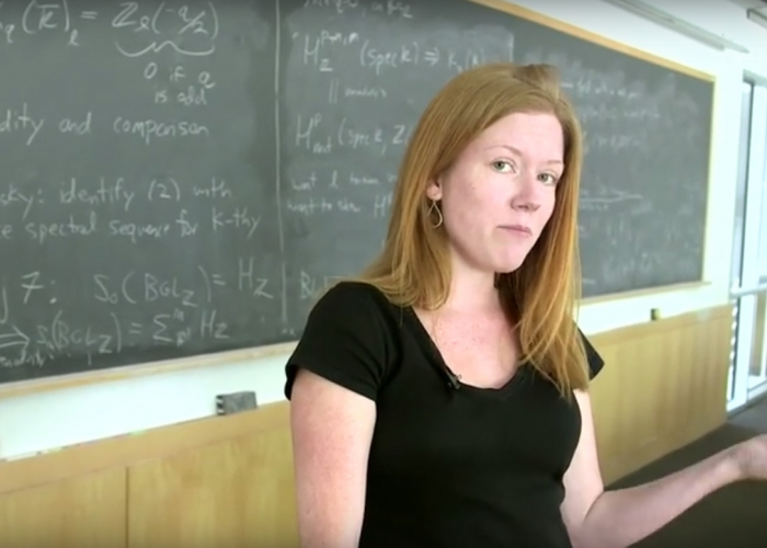 Holly Krieger: The Creativity and Structure of Pure Mathematics