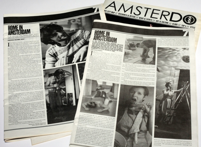 Home - AmsterDO newspaper