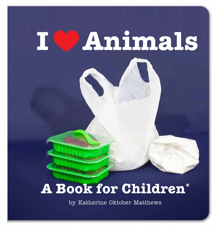 I Love Animals - Front cover