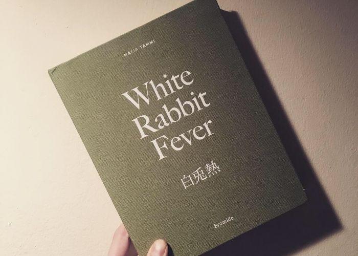 White Rabbit Fever Available from Bromide Books